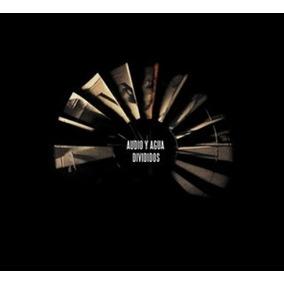 Divididos Audio Y Agua 2 Cd +2 Dvd Nuevo Oferta En Stock