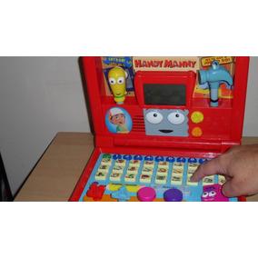 Manny Many Manos A La Obra Computadora Juguete Electronico