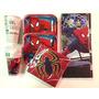 Spiderman De Fiesta Pack Para 16 - Platos, Vasos, Servillet