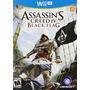 Assassins Creed Iv Bandera Negro - Nintendo Wii U