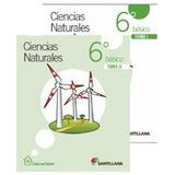 Ciencias Naturales 6 Basico Proyecto Casa Del Saber