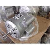 Motor 2 Capacitores 3/4 Hp Para Compresor De Agua* Alnic