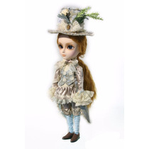 Teayang Romantic Mad Hatter Pullip Doll
