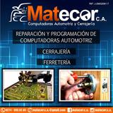 Reparación Y Programación De Computadoras Automotriz