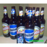 Botellas De Cerveza Vacios Quilmes O Brama De 1 Litro