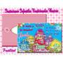 24 Invitaciones Personalizadas Basicas (tarjetas Infantiles)