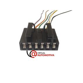 Chicote Plug Conector Lanterna Traseira: Palio, Tempra