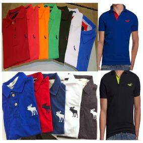 Kit 15 Camisa Camiseta Polo Masculina Atacado Revenda