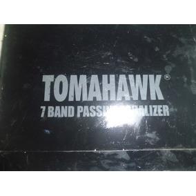 Ecualizador Tomahawk Pasivo De 7 Bandas