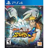 Naruto Shippuden Storm 4 Ps4, Nuevo Y Sellado