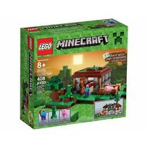 Lego Minecraft La Primera Noche (21115) - Pzs. 408