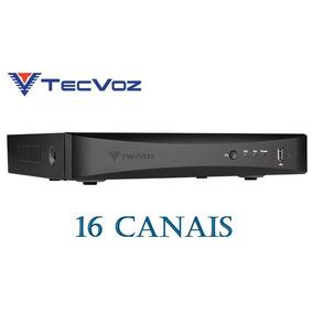 Dvr Stand Alone Tecvoz 16 Canais Light 2w Td-2316ss Hdmi