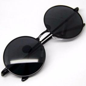 Óculos De Sol Redondo Estilo Ozzy John Lennon Frete Rs 10,00
