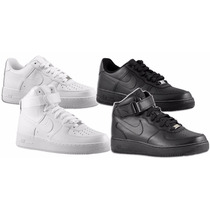 Nike Air Force 1 Zapatillas Y Botitas Talles 34 A 44 En Caja