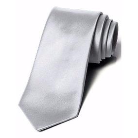 Gravata Prata - Padrinhos Casamento, Bodas, Festas E Brindes