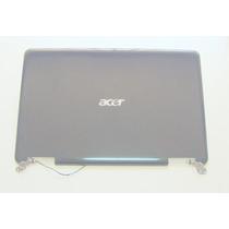 C5 Tampa Tela + Dobradiças Notebook Acer Aspire 5532 Usada