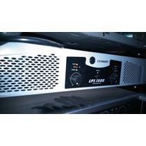 Amplificador Crown Lps 1500 Envió Gratis