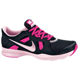 Mujer Tenis Nike In Season Training Black Pink Running Gym