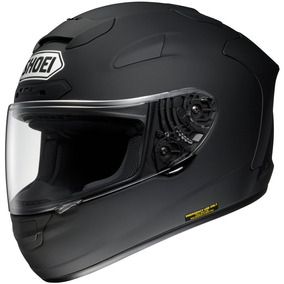 Casco Para Moto Shoei Matt Black X-twelve S