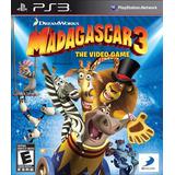 Madagascar 3 Ps3 - Entrega Inmediata Gorosoft