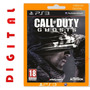 Call Of Duty Ghost Ps3 Digital
