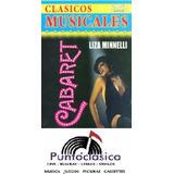 Dvd - Cabaret - Liza Minelli - Peliculas Musicales