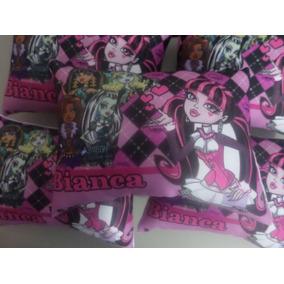20 Almofadas Personalizadas Lembrancinhas Monster High