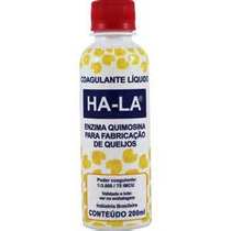Coagulante Liquido (coalho) Ha-la 200ml