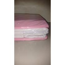 Embalagem P/ Cama Mesa Banho Pvc C/ Zipper