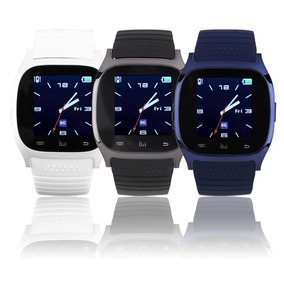 Smart Watch M26 Reloj Anti Agua, Apple, Android