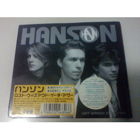 Hanson - Lost Without Each Other Ep [cd/lacrado]