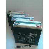 Kit 7 Bateria Selada Global 12v 20ah Ciclo Profundo 6-dzm-20