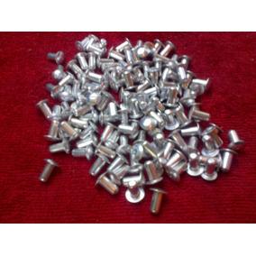 Remache Solido 1/4 X 1/2 Aluminio