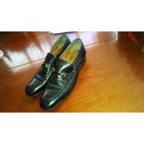 Zapato De Hombre Cuero 43