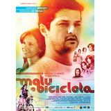 Dvd Malu De Bicicleta Marcelo Serrado Fernanda De Freitas