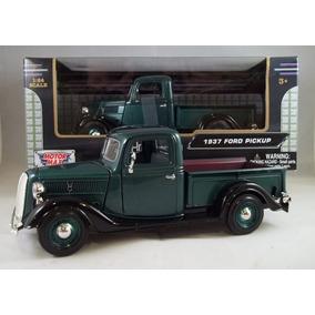 Camioneta For A Escala 1:24 Modelo 1937 Colletion