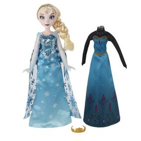 Frozen Cambio De Vestuario Elsa