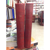 Poesias De Rafael Pombo. 2 Tomos. Imprenta Nacional 1916-17.