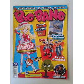 Revista Big Bang 51 Nadja Hip-hop Ritmo Urbano Olimpiadas