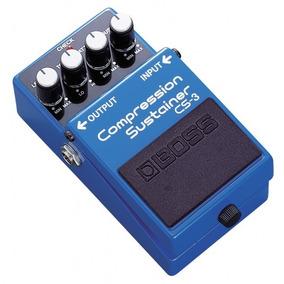 Pedal Boss Cs3 Compressor Cheiro De Música Revenda Oficial