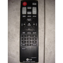 Control Lg Akb73655702 Cd Home Audio Estereo Barra Sonido