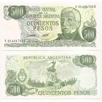 Argentina Reposicion 500 Bottero 2431 A/b