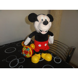 Mickey Mouse Cuenta Cuentos Y Canta ,ed De Lujo!!!-edu12