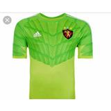 Camisa adidas Goleiro Sporte Recife Original Nova