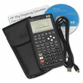Calculadora Gráfica Hp 50g Lacrada+cartão Sd 16gb De Brinde