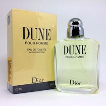 Dune Homme Edt 100ml Masculino - Dior Lacrado E Original