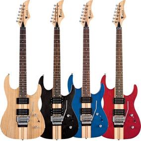 Guitarra Stratocaster Com Floyd Rose Egt61 Eagle Envio 24h