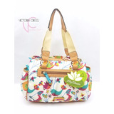 Cartera Lily Bloom I 100% Reciclada I Victoriacreel