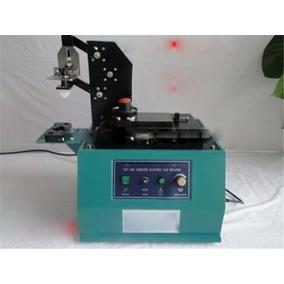 Impresora De Codificación Tampografía, Serigrafía Lotificado