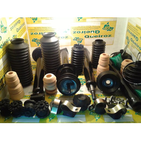 4 Amortecedores+ 4 Kits Batentes+peças Saveiro Quadrada